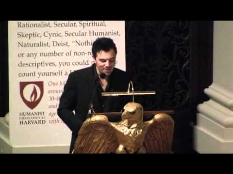 Seth MacFarlane - 2011 Harvard Humanist of the Year - Chapter 2