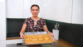 Этот рецепт меня покорил ВСЕГО 10 минут а как ВКУСНО Очень быстрое яблочное печенье