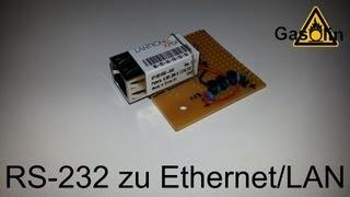 Serial zu Ethernet mit dem XPort