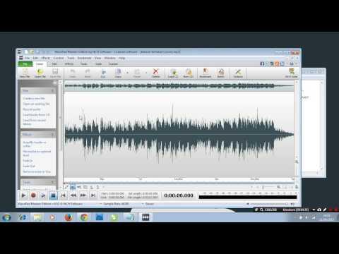 Tutorial Vocal Remover (Versi Wavepad)