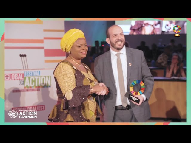 Join us for the UN SDG Action Awards Ceremony on 25 March