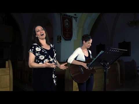 The Blu Notes - Hallelujah (Leonard Cohen, als Tauflied, deutscher Text von
