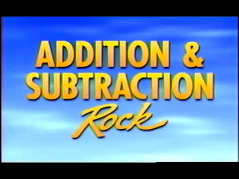 Opening to Rock N Learn Addition & Subtrion Rock 2000 VHS ...