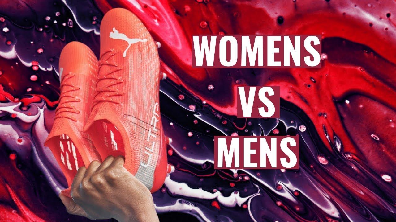Are Women's Boots Better? Puma Ultra 1.3 Men's Vs Women's Review