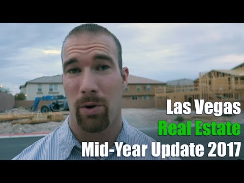 Las Vegas Real Estate: 2017 Mid Year Home Prices Market Update