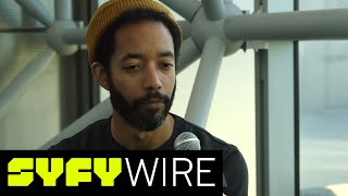 Wyatt Cenac, The Daily Show and Aliens | New York Comic-Con 2016 | Syfy Wire