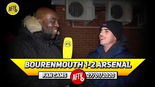 Bournemouth 1-2 Arsenal | Saka Scored A Banger Of A Goal!