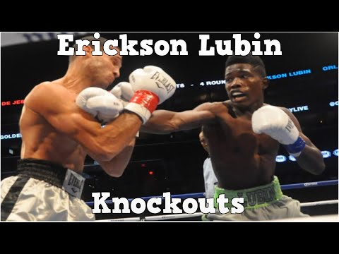 Erickson Lubin - Top Prospect (Highlights / Knockouts)