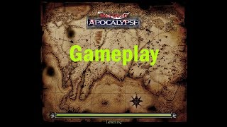 Mage Knight: Apocalypse gameplay