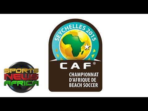 Sports News Africa Express: African Beach Soccer Championship results