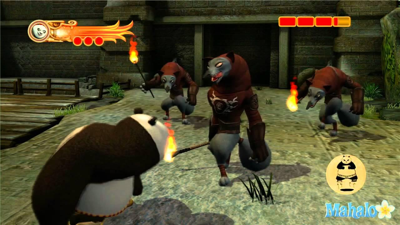 play games of kung fu panda 2