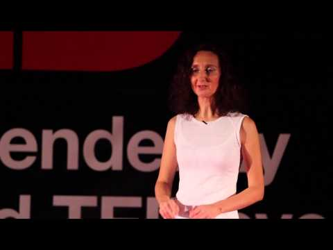 Hooping: Urška Zajec at TEDxCelje