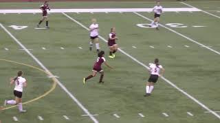 BHS Girls Soccer v Saint Joseph 9 30 19