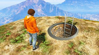 I FOUND My Girlfriends SECRET BASE In GTA 5 RP
