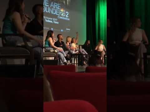 We Are Grounders 2 Con - Day 1 - Panel #1