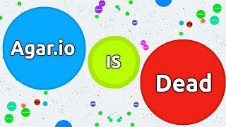 Agar.io is Dead !