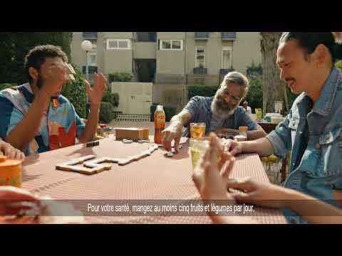 "Share Some Sunshine / Lipton Ice Tea Belgium 30"" French"