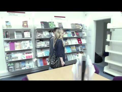 Cardiff University Architecture Library: Welcome to the Architecture Library (2013)