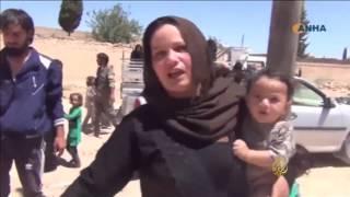 125 قتيلا في مجزرة لطيران التحالف بريف منبج