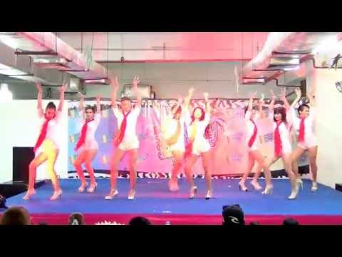 150503 Dominant cover Nine Muses - News + Drama @Pantip Summer Cover Dance 2015 (Audition)