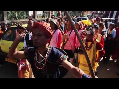 Shillong News TV- Glimpses of Meghalaya's Seng Kut Snem 2017