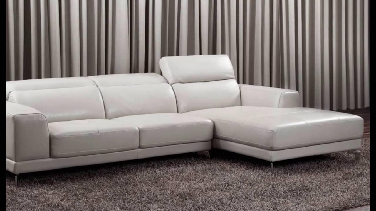 Small Leather Corner Sofas