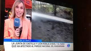 3. Incendio Forestal en La Granja De San Ildefonso - Segovia - 6 de Agosto 2019