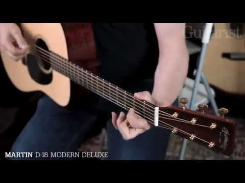 Martin 000-28 & D-18 Modern Deluxe Demo