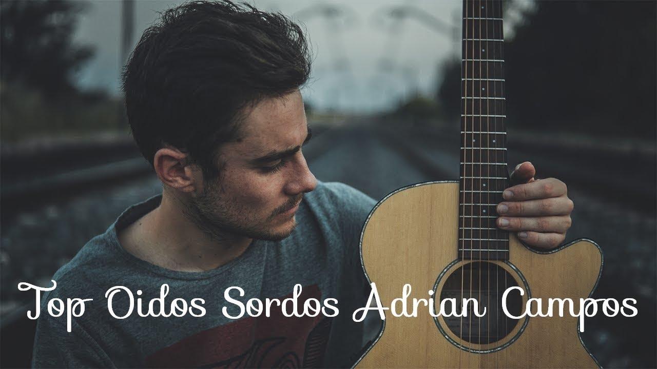 Top - Oidos Sordos (Adrian Campos)