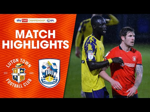 Luton Huddersfield Goals And Highlights