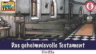 DAS GEHEIMNISVOLLE TESTAMENT [remake] #006 Herbstluft ★ Let's Play TKKG