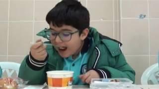 Öğrencilere Sıcak Çorba İkramı