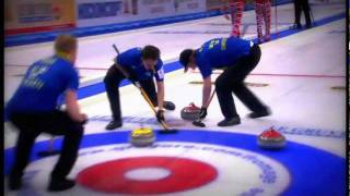 CURLING: Learn More - About Sweeping