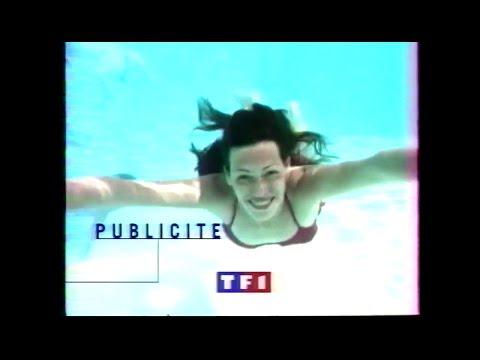 TF1 15 aout 1997 5 pubs 7 ba formule foot météo