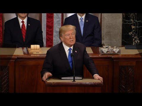 Infrastructures : les grands travaux de Donald Trump