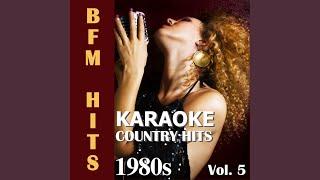 Almost over You (Originally Performed by Sheena Easton) (Karaoke Version)