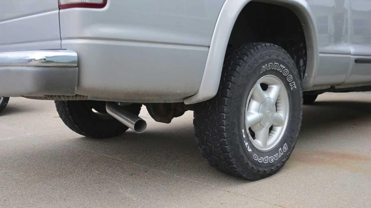 Dodge Dakota Coolant Leak Repair - Including Bypass Hose .