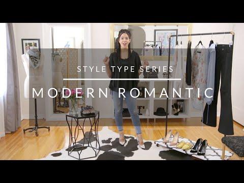 Style Type Series: Modern Romantic