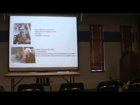 """Plate Tectonics: A Major Paradigm Shift by Dr. Katie  Lewandowski"