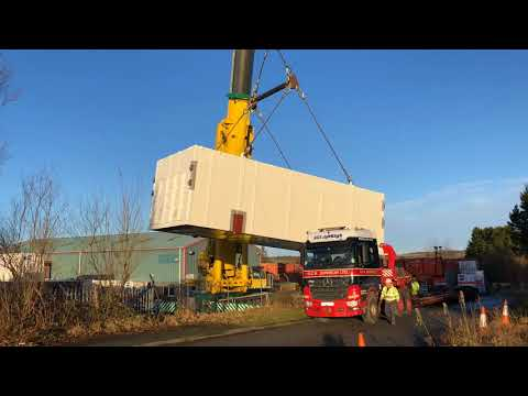 Arrival of Offshore Module at OEG Offshore