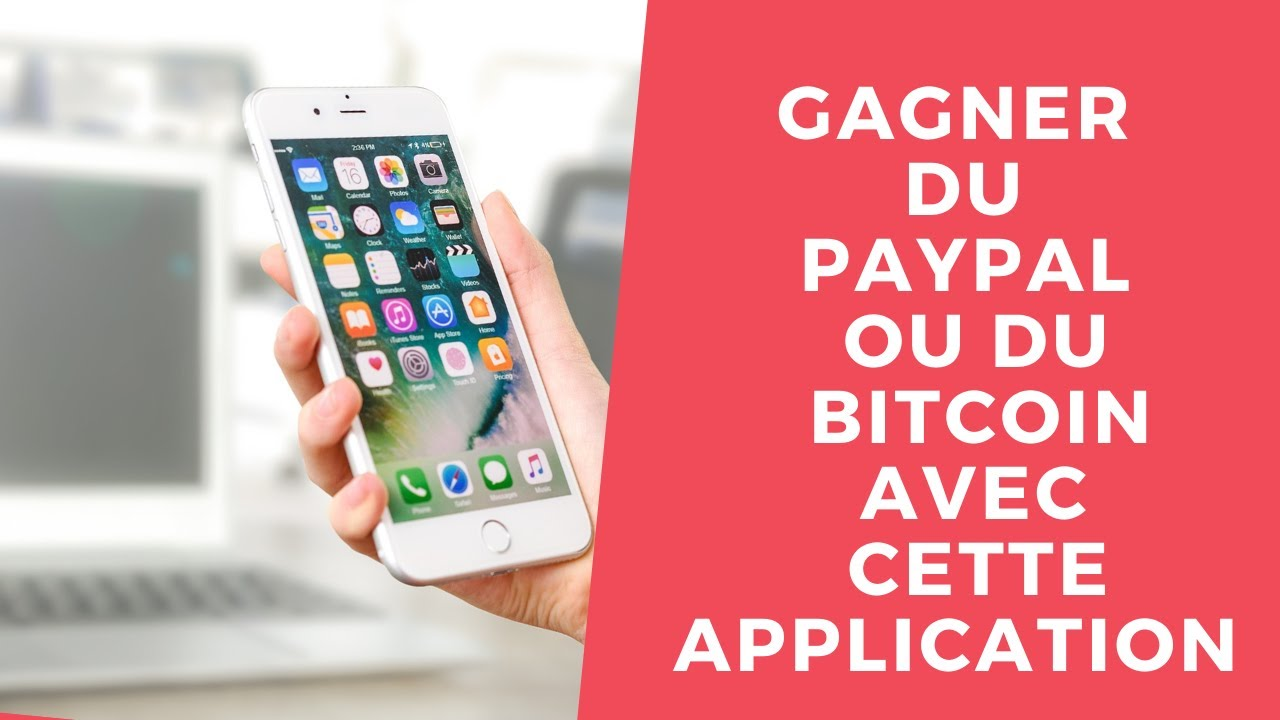 gagner de largent application bitcoin