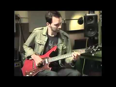 Paul Gilbert - Fuzz Universe Album Demonstration Full
