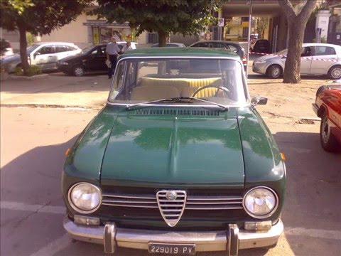 Auto e Moto d'epoca a San Gennaro Ves.no
