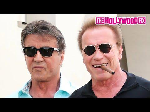 Arnold Schwarzenegger &