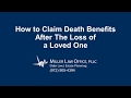 Plano Probate Lawyer: How to Claim Death Benefits After The Loss of a Loved One