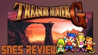 Daria Reviews Treasure Hunter G [SNES] - Squaresoft's other amazing SRPG