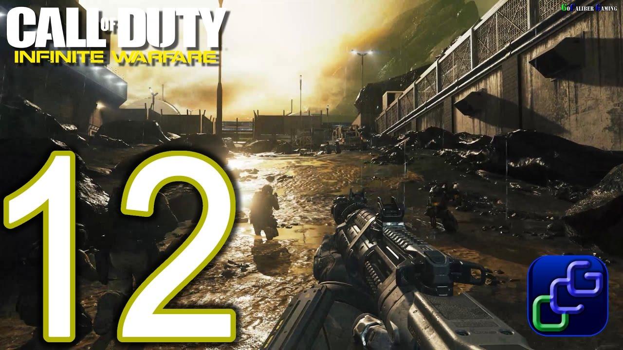 Call of Duty Infinite Warfare-Mission 11-OPERATION BURN