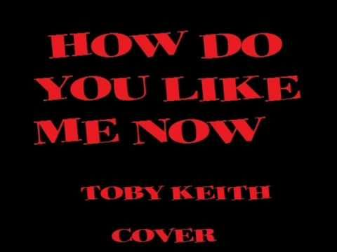 HOW DO YOU LIKE ME NOW..cover ( Toby Keith ) mp3