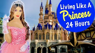 Living Like A *PRINCESS* For 24 HOURS Challenge | SAMREEN ALI