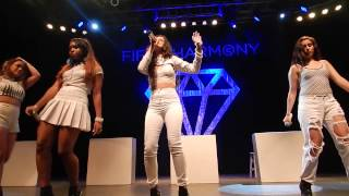 "Fifth Harmony ""Rude"" Cover The Fillmore 6/4/14 5Th Times A Charm Tour"